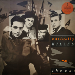 Curiosity Killed The Cat – албум Keep Your Distance
