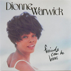 Dionne Warwick – албум Friends Can Be Lovers (CD)