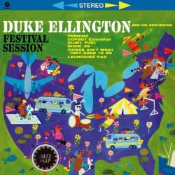 Duke Ellington And His Orchestra ‎– албум Festival Session