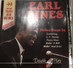 Earl Hines And His Orchestra – албум Father Steps In (CD)