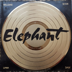 Elephant – албум Welcome To The China Shop
