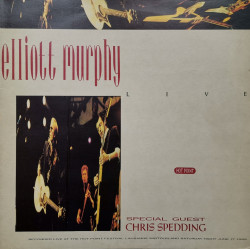 Elliott Murphy Special Guest Chris Spedding – албум Live - Hot Point