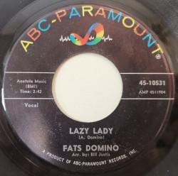 Fats Domino – сингъл Lazy Lady