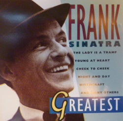 Frank Sinatra – албум Greatest (CD)