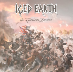 Iced Earth ‎– албум The Glorious Burden (CD)