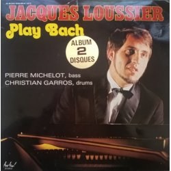 Jacques Loussier ‎– албум Play Bach