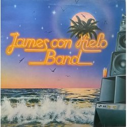 James Con Hielo Band ‎– албум James Con Hielo Band