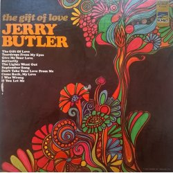 Jerry Butler ‎– албум The Gift Of Love