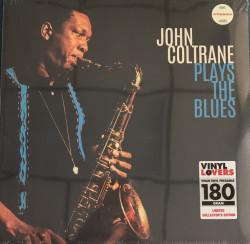 John Coltrane – албум John Coltrane Plays The Blues