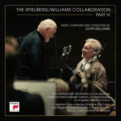 John Williams/Steven Spielberg – албум The Spielberg/Williams Collaboration Part III