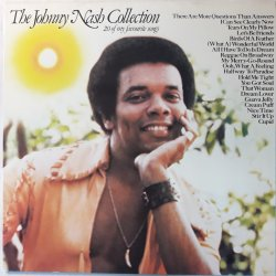 Johnny Nash ‎– албум The Johnny Nash Collection - 20 Of My Favourite Songs