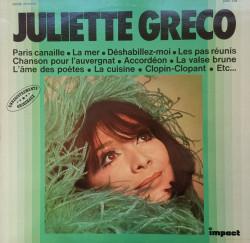Juliette Greco – албум Juliette Greco