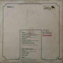 Julio Iglesias – албум Manuela