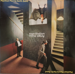 Manfred Mann's Earth Band – албум Angel Station