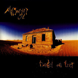 Midnight Oil – албум Diesel And Dust (CD)