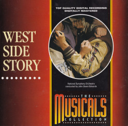 National Symphony Orchestra – албум West Side Story (CD)