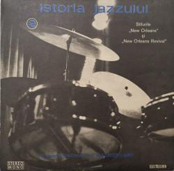 "Orchestra Electrecord , Dir. Alexandru Imre – албум Stilurile ""New Orleans"" Și ""New Orleans Revival"""