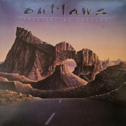 Outlaws ‎– албум Soldiers Of Fortune