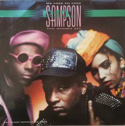 P.M. Sampson & Double Key – сингъл We Love To Love