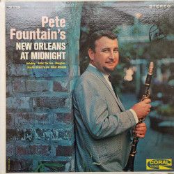 Pete Fountain – албум Pete Fountain's New Orleans At Midnight