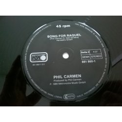 Phil Carmen – сингъл On My Way In L.A. (Extended Club•Mix)