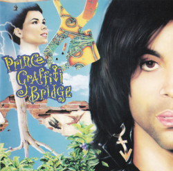 Prince ‎– албум Graffiti Bridge (CD)