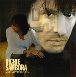 Richie Sambora ‎– албум Undiscovered Soul (CD)