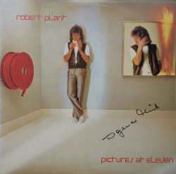 Robert Plant – албум Pictures At Eleven