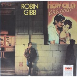 Robin Gibb ‎– албум How Old Are You?