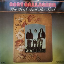 Rory Gallagher ‎– албум The First And The Best