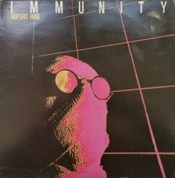 Rupert Hine – албум Immunity