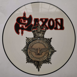 Saxon – албум Stong Arm Of The Law