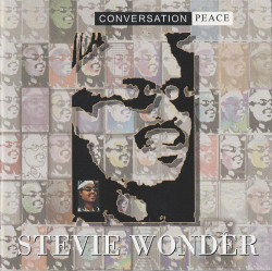 Stevie Wonder ‎– албум Conversation Peace (CD)