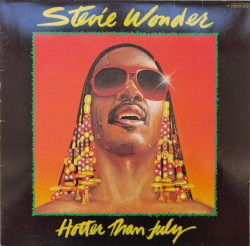 Stevie Wonder – албум Hotter Than July