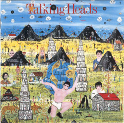 Talking Heads – албум Little Creatures (CD)