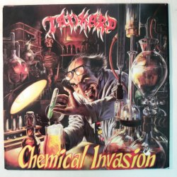 Tankard ‎– албум Chemical Invasion