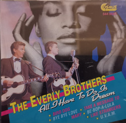 The Everly Brothers ‎– албум All I Have To Do Is Dream (CD)