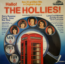 The Hollies ‎– албум Hallo! The Hollies!