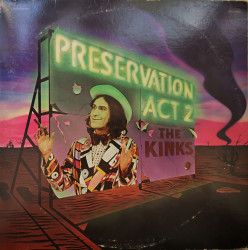 The Kinks – албум Preservation Act 2