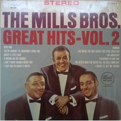 The Mills Brothers ‎– албум Great Hits - Vol. 2