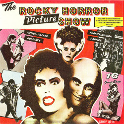 The Rocky Horror Picture Show – албум The Rocky Horror Picture Show (CD)