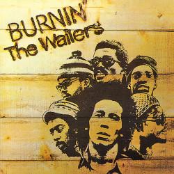 The Wailers – албум Burnin' (CD)