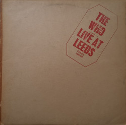 The Who – албум Live At Leeds