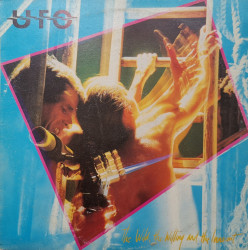 UFO – албум The Wild, The Willing And The Innocent