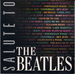 Unknown Artist – албум Salute To The Beatles (CD)