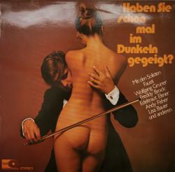 Various – албум Haben Sie Schon Mal Im Dunkeln Gegeigt?