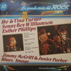 Various – албум Esther Phillips / Jimmy McGriff / Little Junior Parker / Sonny Boy Williamson / Ike & Tina Turner / Blues Image