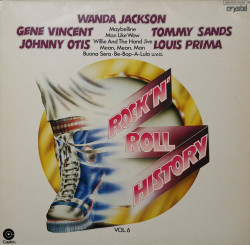 Various – албум Rock 'N' Roll History Vol. 6