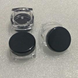 Lip Balm acrylic jar 3gm