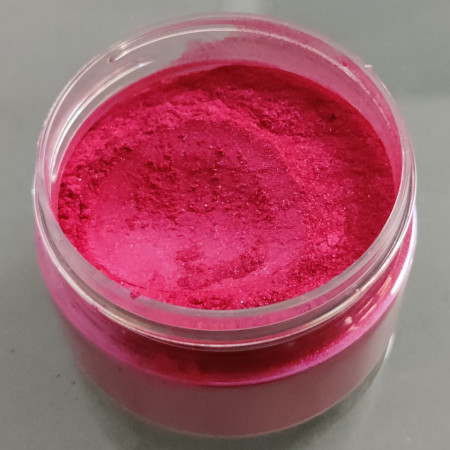 Rose Red Mica